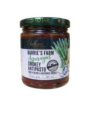Smokey Antipasto - LOCAL Barrie's Asparagus Farm