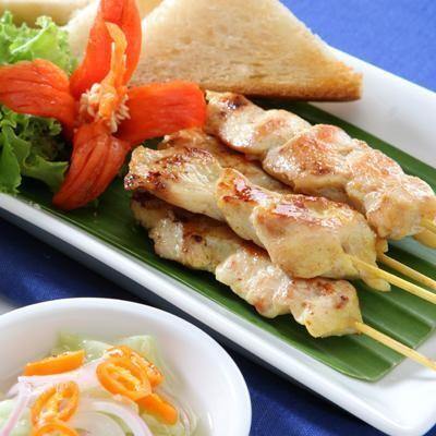 Chicken Souvlaki with Tzatziki Sauce 4 Pack
