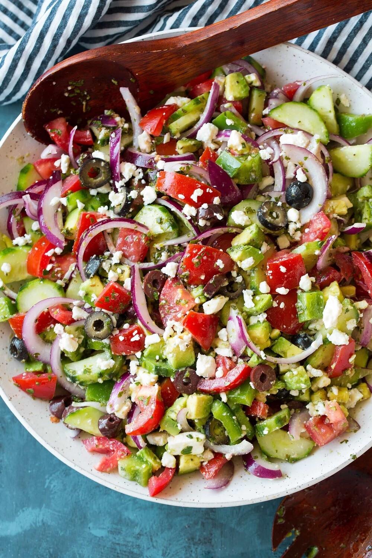 Greek Salad - 2 Sizes