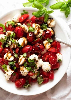 Caprese salad with Bocconcini - 2 Sizes