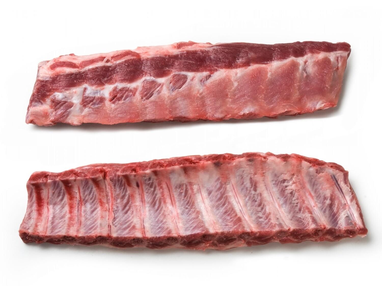 Stemmler's Baby Back Pork Ribs - 1 Rack LOCAL