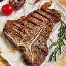 Stemmler's T- Bone Steaks AAA - approx 1lb LOCAL