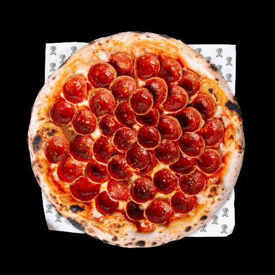 "Loving Cup 10"" Pepperoni - GA Pizza LOCAL"