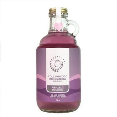 Purple Haze Kombucha - 750ml - Collingwood Kombucha LOCAL