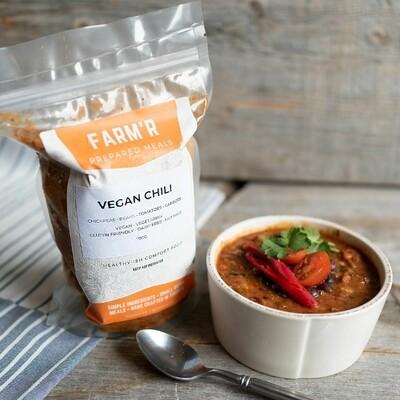 Vegan Chili - LOCAL
