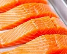 Salmon Loin Skinless Boneless Wild Frozen - 3 * 4oz