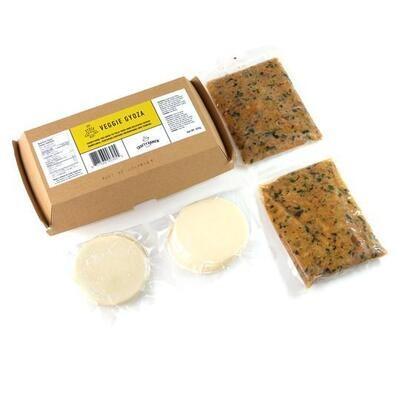 Vegetable Dumpling Kit - LOCAL Crafty Ramen