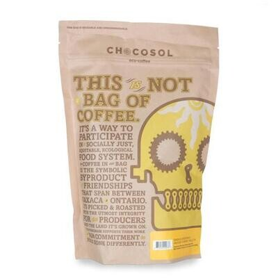 Freshly Roasted finely ground coffee 1Lb LOCAL
