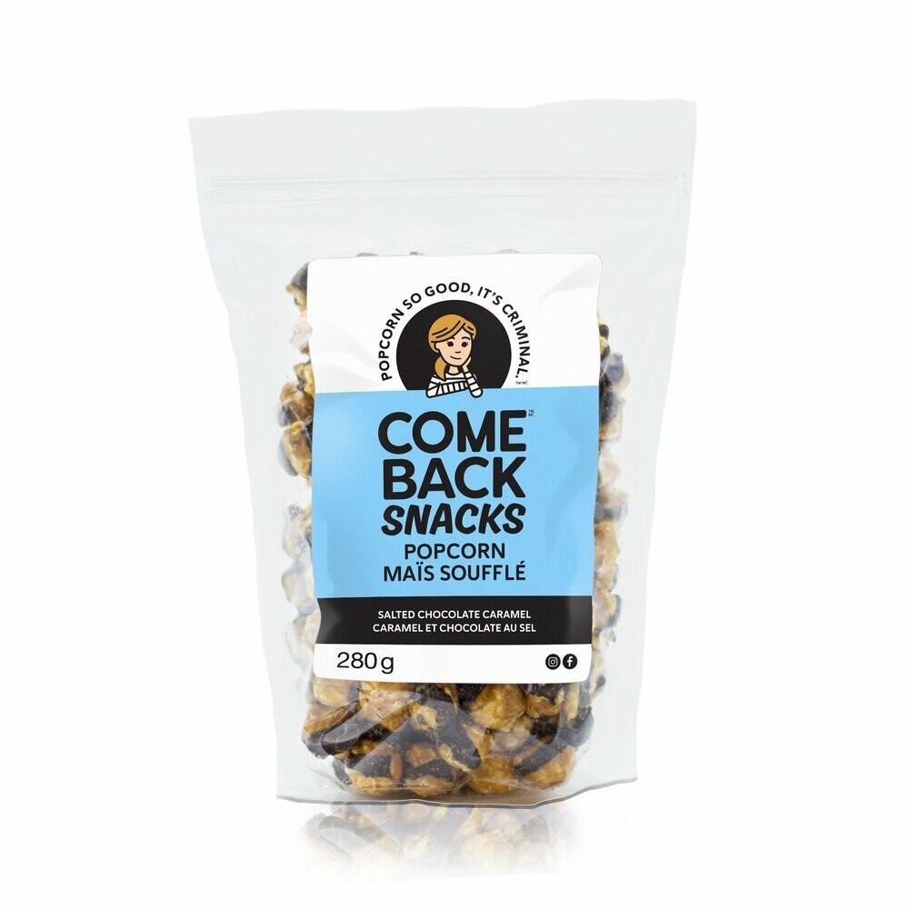 Salted Chocolate Caramel Popcorn - LOCAL