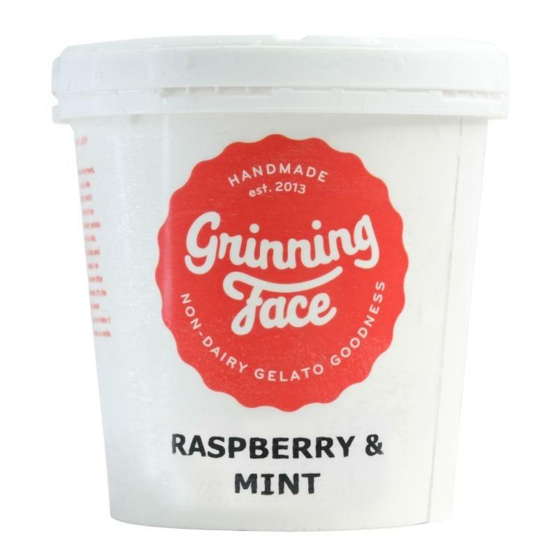 Raspberry & Mint Gelato  - LOCAL