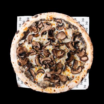 "Plushroom 10"" - GA Pizza LOCAL"