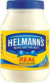 Hellmann's Light Mayo Squeeze Bottle - 750 ml
