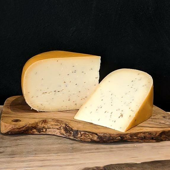 Mountainoak Cheese - Aged Cumin - 225g LOCAL