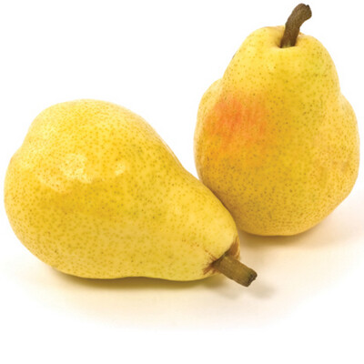 Pear Bartlett - Pack of 4 LOCAL