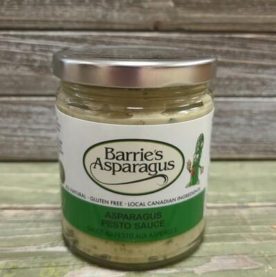 Asparagus Pesto Sauce - LOCAL Barrie's Asparagus Farm