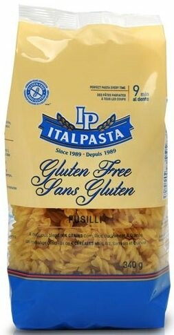Gluten Free Fusilli - Italpasta 340g