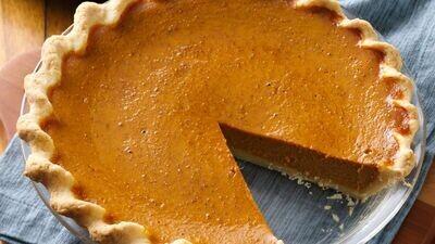 """Pumpkin Pie 10"""" - PREORDERS"""