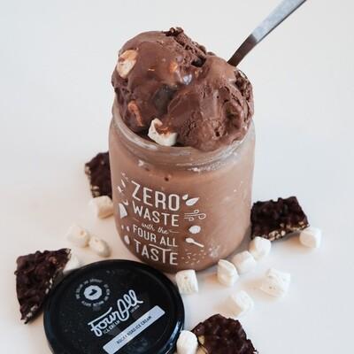 Four All Ice Cream - Rocky Road LOCAL