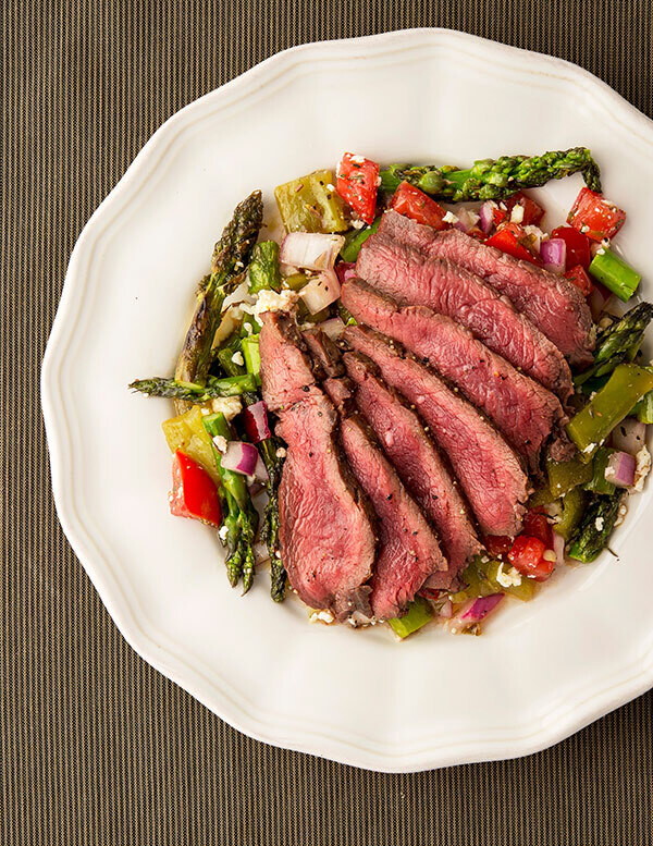 Flat Iron Steak AAA 13oz - LOCAL Magnolia Meat Ayr Ontario