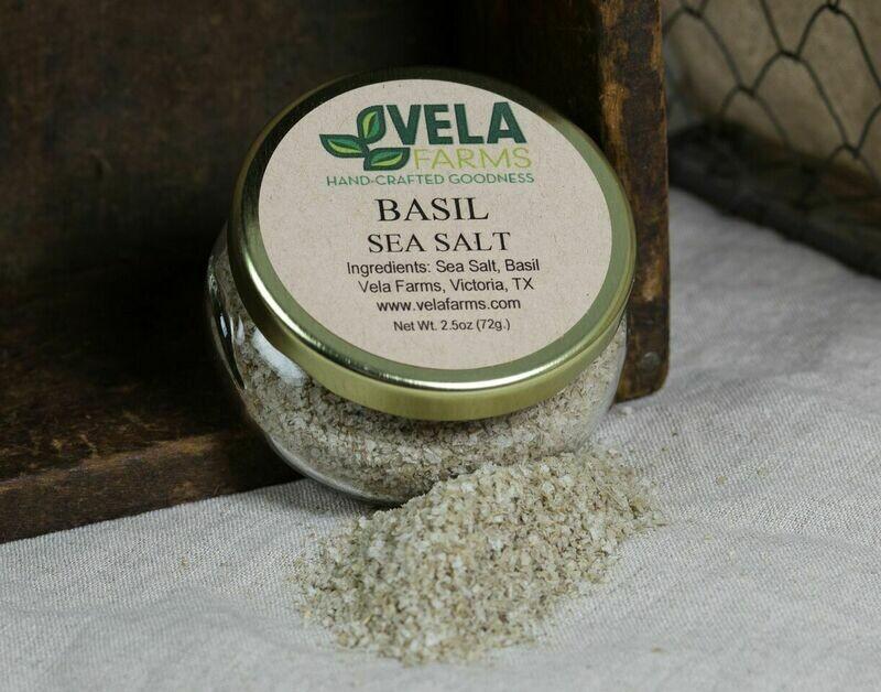 Basil Sea Salt