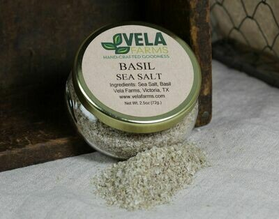 Basil Sea Salt