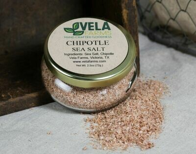 Chipotle Sea Salt