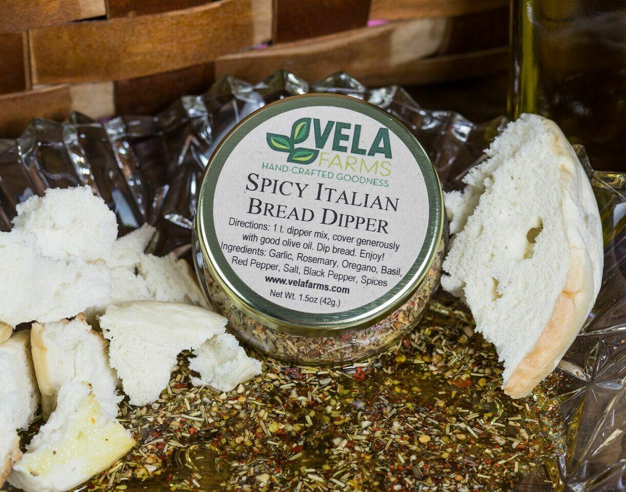 Spicy Italian Bread Dipper