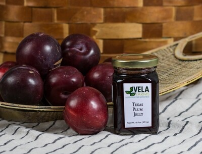 Texas Plum Jelly