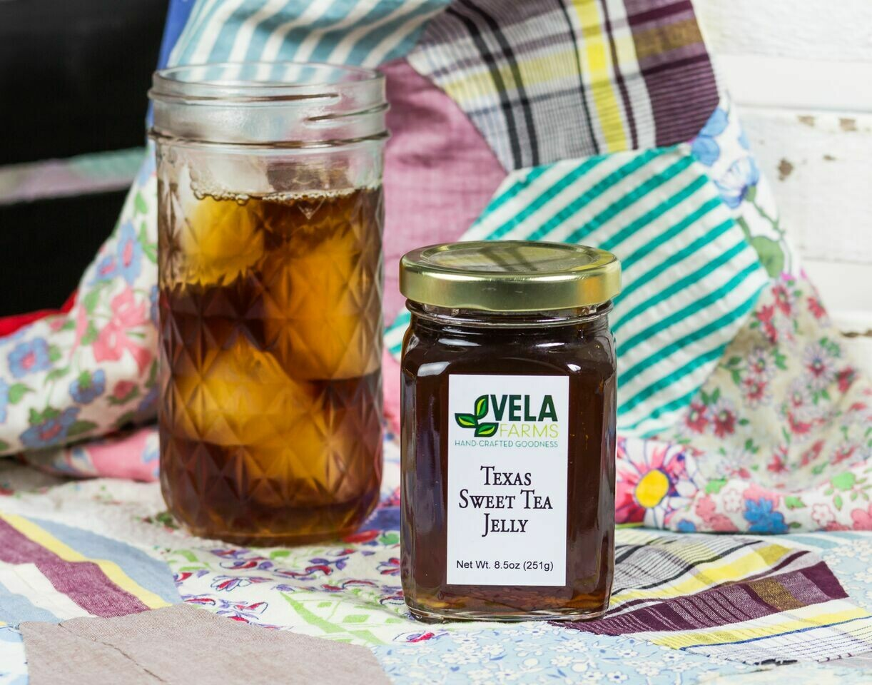 Texas Sweet Tea Jelly