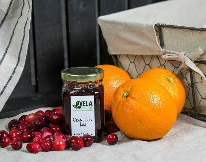 Cranberry Jam