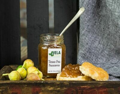 Texas Fig Preserves