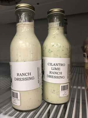 Cilantro Lime Ranch Dressing - Bottle