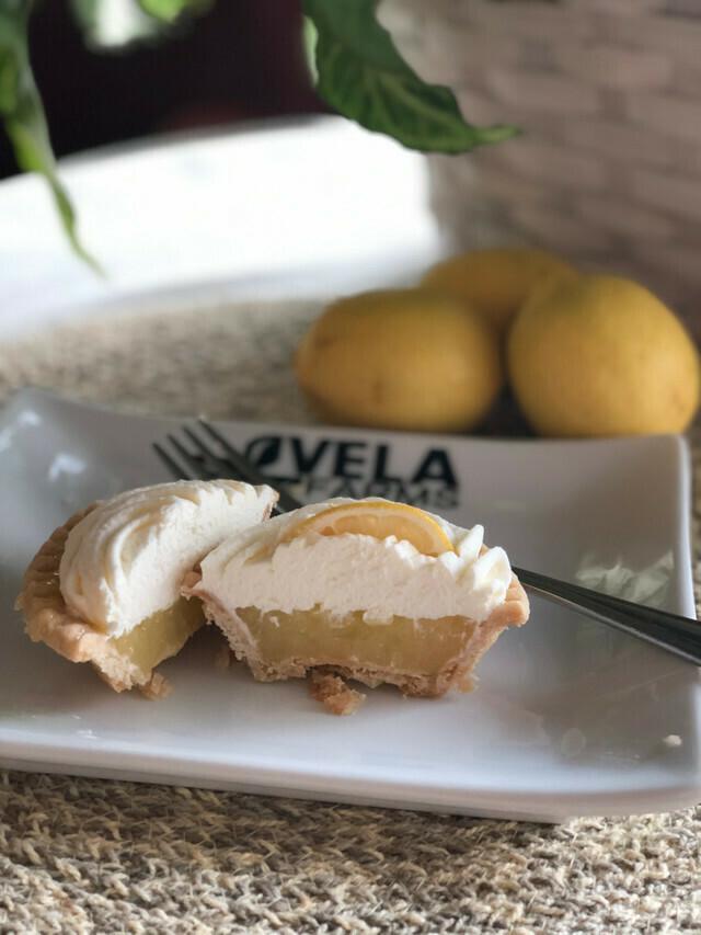 Fresh Lemon Cream Pie*