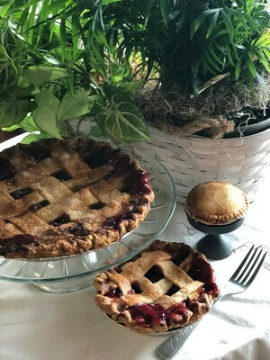 Fresh Cherry Pie*