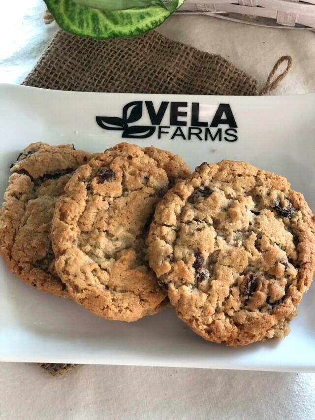 Fresh Raisin Oatmeal Cookie*