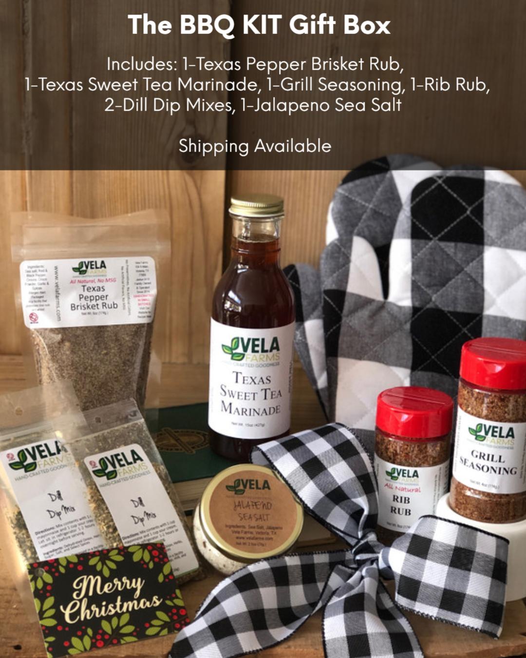 BBQ Kit Gift Basket
