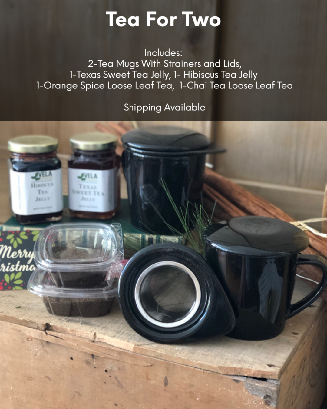 Tea For Two Gift Box