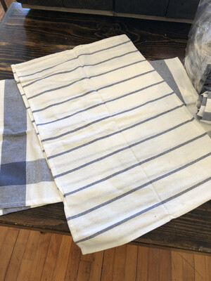 Blue & White Dish Towel