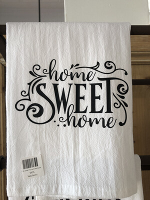 Dish Towel-Home Sweet Home
