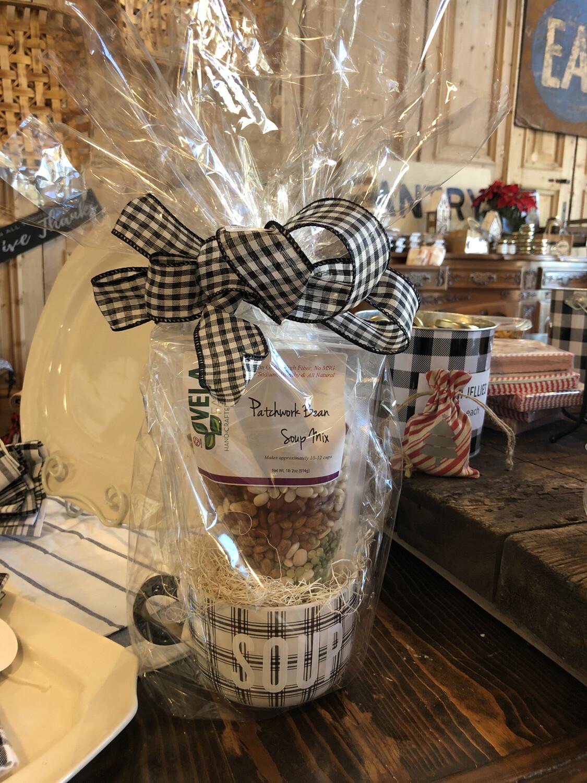 Soup & Mug Gift Basket