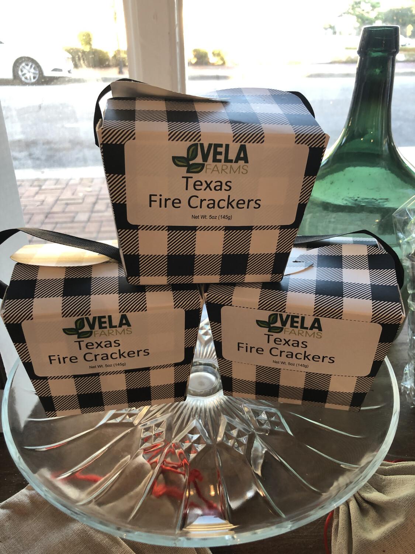 Fire Crackers B&W 5oz
