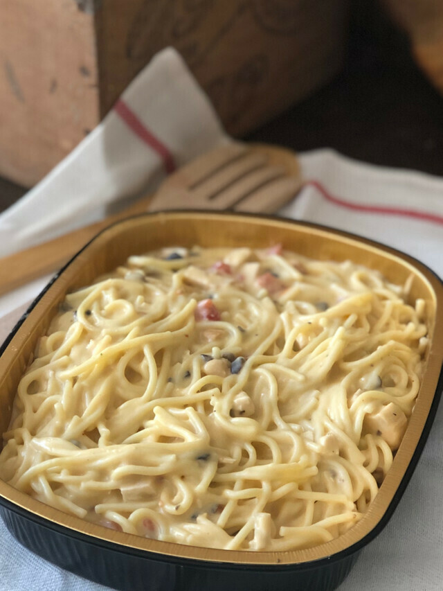 Chicken Spaghetti (Fresh)*