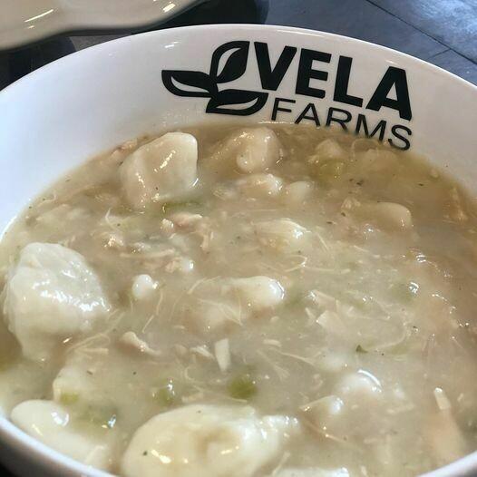 Chicken & Dumplings Soup (Fresh)*
