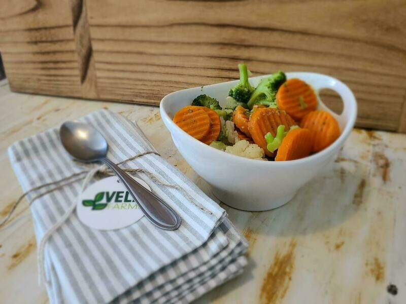 Mixed Veggies with Butter (Fresh)*