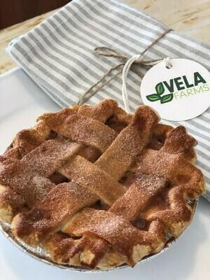 Fresh Apple Pie*