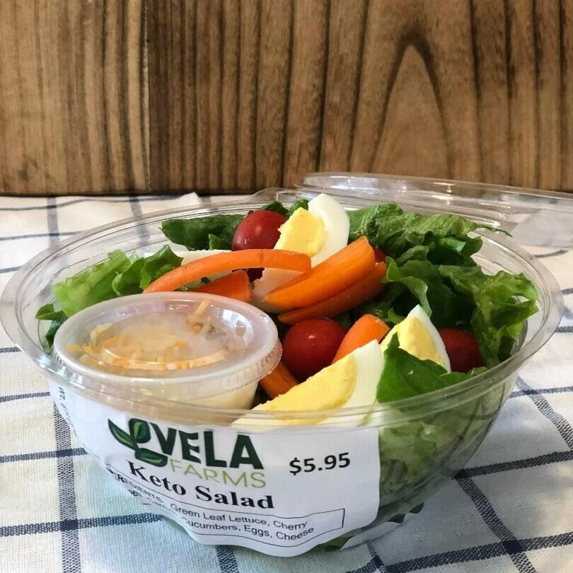 Keto Salad*