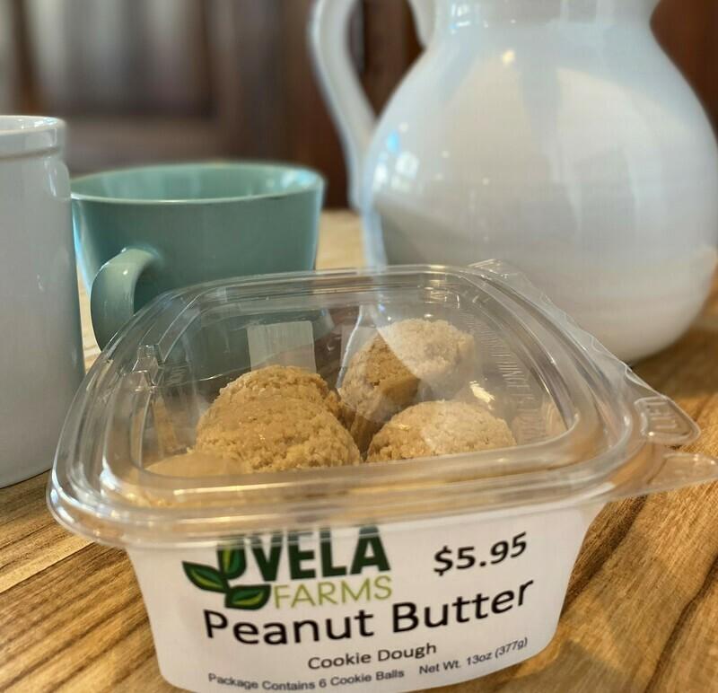 Peanut Butter Cookie Dough (Frozen)*