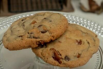 Fresh Pecan Chocolate Chip Cookie*