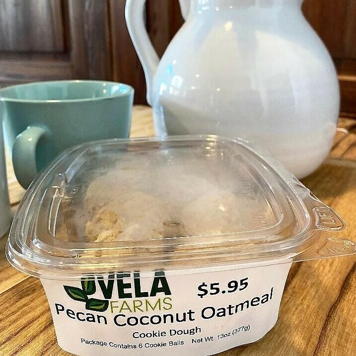 Pecan Coconut Cookie Dough (Frozen)*