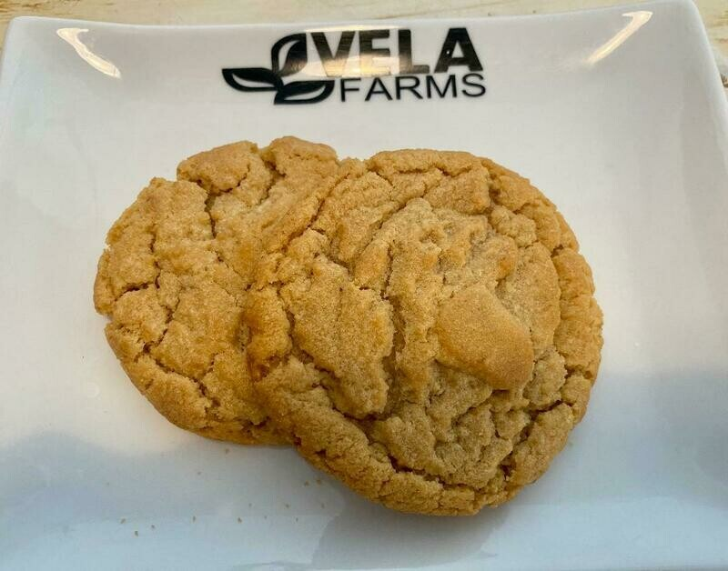 Fresh Peanut Butter Cookie*